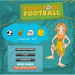 Bóng đá thời tiền sử