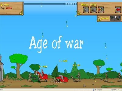 Chơi game chiến tranh