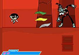 Game Ba cô gái siêu nhân