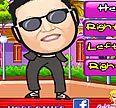 Game bé nhảy Gangnam Style