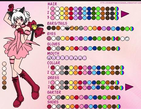 Game Thời Trang Anime Hay