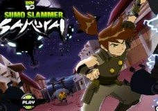 Game Ben 10 Samurai