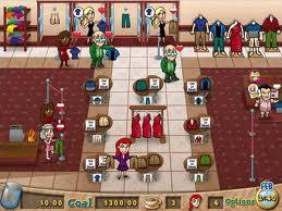 Game Kinh Doanh Thời Trang