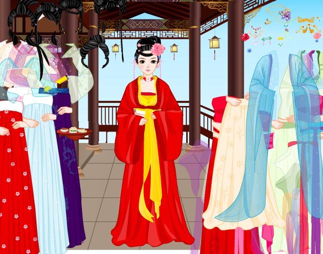 Game Thời Trang Trung Quốc