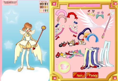 Game Thời Trang Sakura