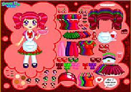 Game Thời Trang Và Nấu Ăn