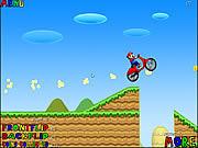 choi game Mario đua moto