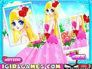 Trò chơi thời trang cô dâu