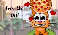 Mèo con tìm bánh