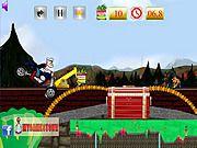 Thuỷ thủ popeye lái xe máy