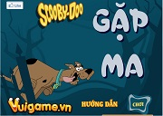 choi game Scooby Doo gặp ma