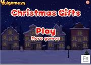 choi game Nhặt quà giáng sinh