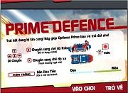 Prime phòng thủ