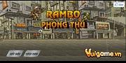 Rambo lùn phòng thủ