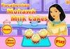 Bánh kem sữa Mohawk