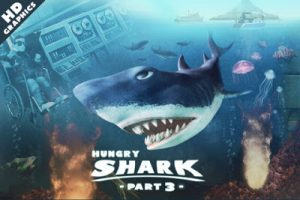 Game cá mập ăn thịt người 5