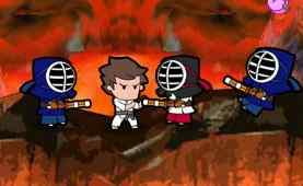 choi game Tiêu diệt kiếm sĩ