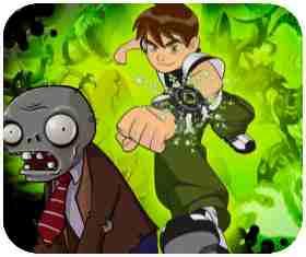 Ben 10 đại chiến Zombies