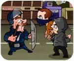 Cảnh sát chống bạo động