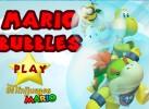 Mario thổi bóng nước