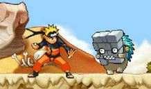 Naruto phiêu lưu sa mạc