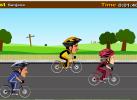 Đua xe đạp hoạt hình
