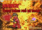 Ninjago trong thành phố bỏ hoang