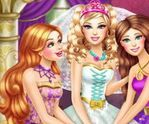 choi game Barbie Princess Wedding