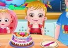 Game Baby Hazel: Ngày của cha,