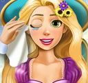 choi game Chữa mắt cho Rapunzel
