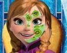 Công chúa Anna trang điểm