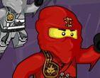 Ninjago Lego 4