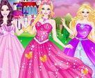 choi game Thời trang Barbie 2015