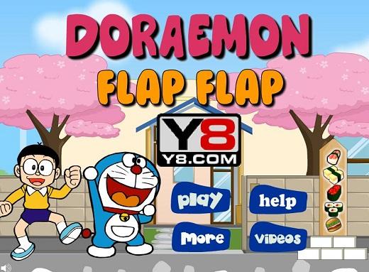 choi game Bay lên cùng doraemon