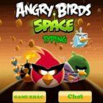 Đánh máy với Angry Birds