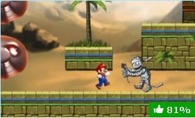 Mario phiêu lưu Ai Cập