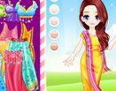 Công chúa Ấn Độ xinh đẹp