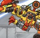 choi game Lắp ghép robot khủng long 3