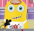 choi game Phẫu thuật não cho Minion