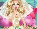 Trang trí phòng cưới barbie