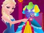 Trang phục dự tiệc của Elsa