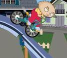 Stewie lái xe đạp