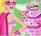 Bánh sinh nhật tặng Barbie