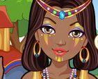 Công chúa Tribal