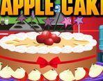 Trang trí bánh táo