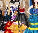 Barbie hóa trang ngày Halloween