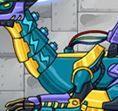 Lắp ghép robot khủng long 4
