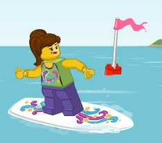 Lego lướt sóng