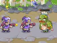 Cánh sát diệt Zombie