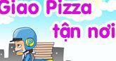 choi game Giao Pizza tận nơi
